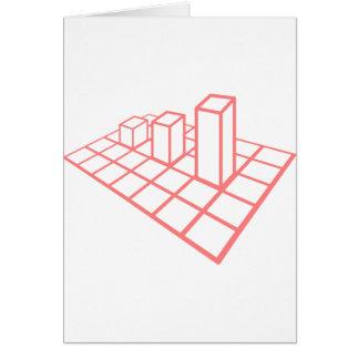 Cartão Crescimento da carta