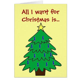 Cartão Cura do Natal