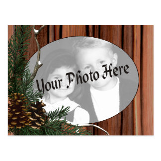 Cartão customizáveis da foto do feriado