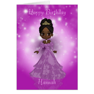cartão customizável do aniversário com cutie