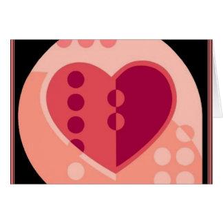 Cartão da amizade de Vday