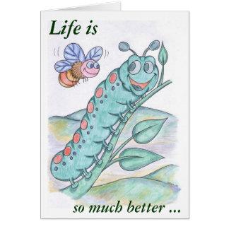 Cartão da amizade - melhores amigos