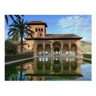 Cartão da Andaluzia - de Torre de las damas