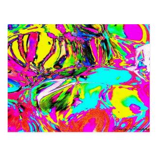 Cartão da animação