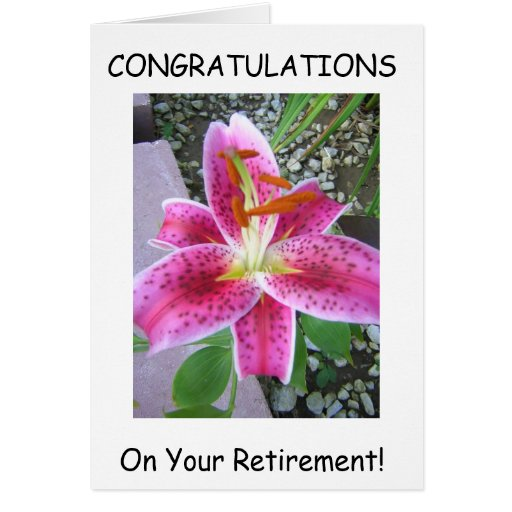cartão da aposentadoria