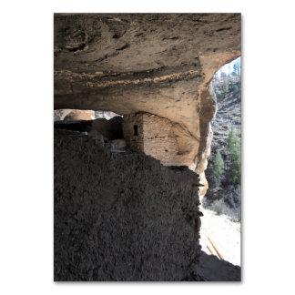 Cartão da arqueologia de Gila River