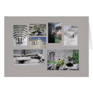 Cartão da arquitetura