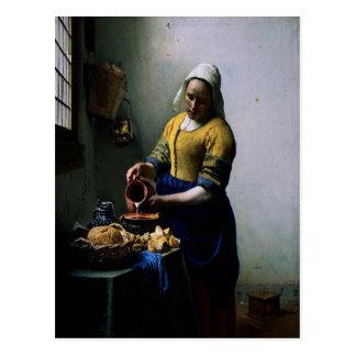"""Cartão da arte - """"a empregada doméstica da"""