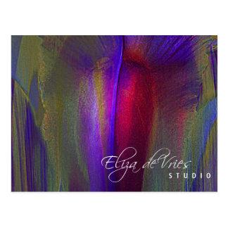 Cartão da arte… cartão postal