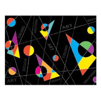 Cartão da arte de Digitas