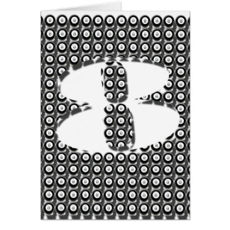 cartão da arte gráfica de 8 bolas (VAZIO)