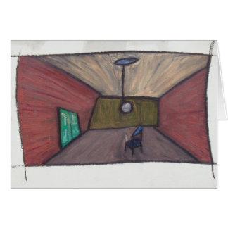 Cartão da arte: Sala 16 por FM Schill