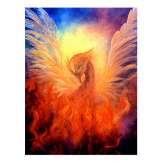 Cartão da ascensão de Phoenix