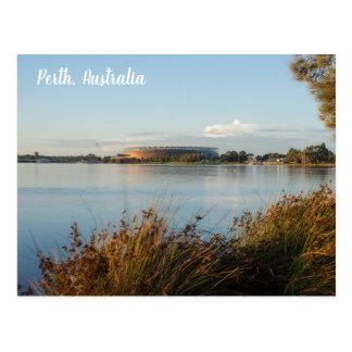 Cartão da Austrália Ocidental de Perth