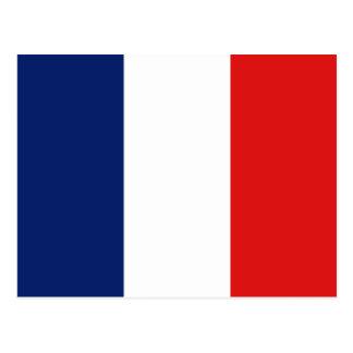 Cartão da bandeira de Guyane