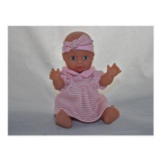 Cartão da boneca