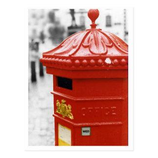 Cartão da caixa de coluna - Penfold