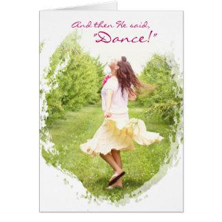 """Cartão Da """"cartão inocência & da beleza"""""""