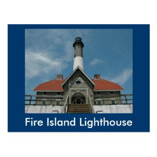 Cartão da casa clara da ilha do fogo