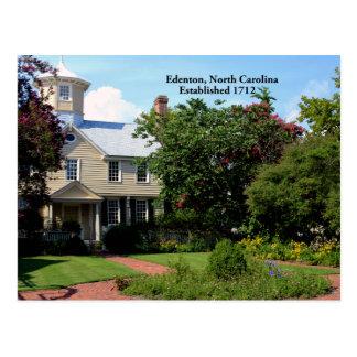 Cartão da casa da cúpula