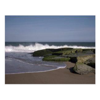 Cartão da cena 2 da praia