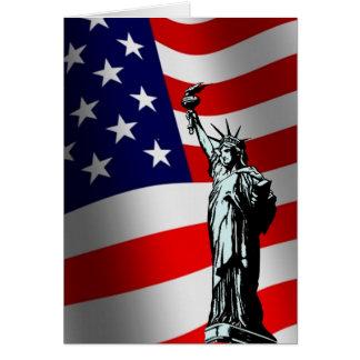 Cartão da cidadania da liberdade