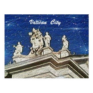 Cartão da Cidade do Vaticano