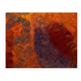 Cartão da consciência da alma