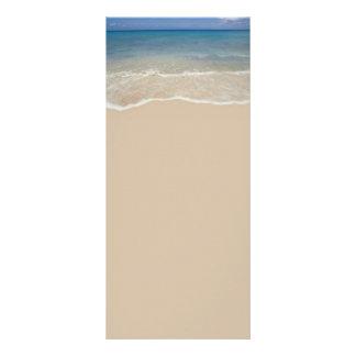 Cartão da cremalheira das férias