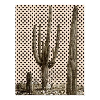 Cartão da diva do deserto