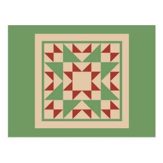 Cartão da edredão - bloco do companheiro impar