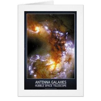 Cartão da galáxia