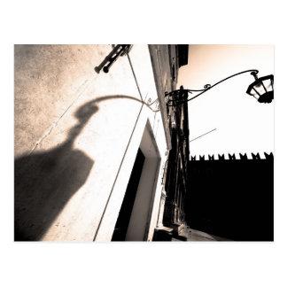 Cartão da lâmpada de Verona