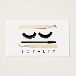 Cartão da lealdade de LASHLIFE