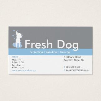 Cartão da lealdade do cartão de visita da