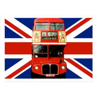 Cartão da lembrança de Londres Inglaterra Cartão Postal
