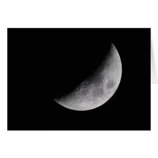 Cartão da lua