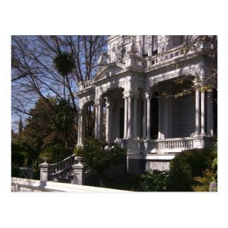 Cartão da mansão de McHenry