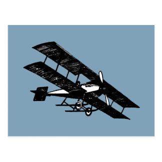 Cartão da máquina de vôo dos aviões do avião