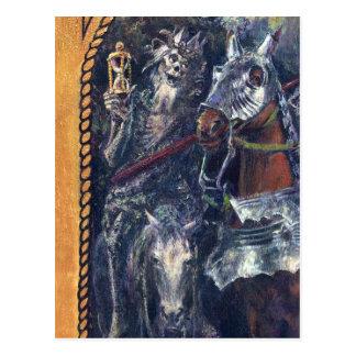 Cartão da morte do Ceifador