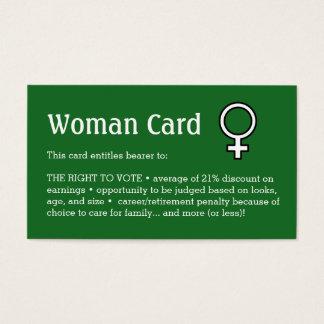 """Cartão da mulher, negócio, 3,5"""" x 2,0"""", 100 blocos"""