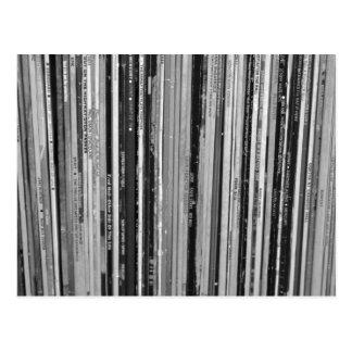 Cartão da música Albums/LP