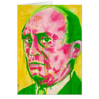 Cartão da música clássica - Schoenberg