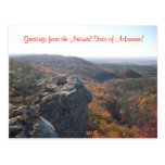Cartão da natureza de Arkansas Cartão Postal