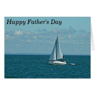 Cartão da navigação do dia dos pais