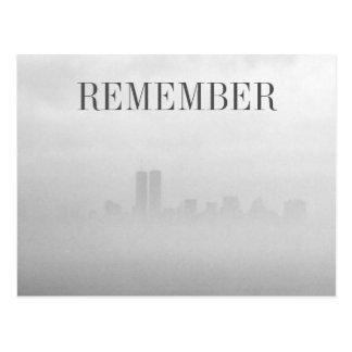 Cartão da névoa da liberdade - recorde