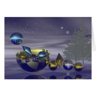 Cartão da Noite de Natal