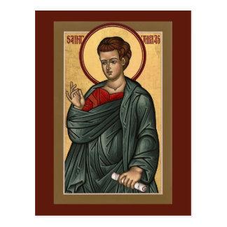 Cartão da oração de St Thomas