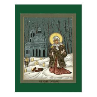 Cartão da oração do St. Xenia