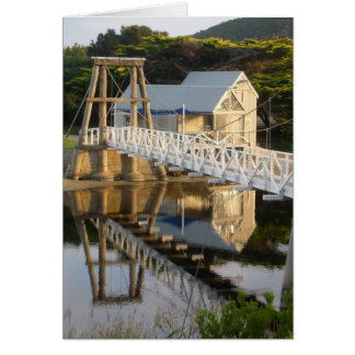 Cartão da ponte de Erskine
